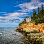 Bass Harbor Lighthouse by Mick Haupt on Unsplash